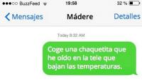 chaquetón madre