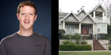La casa de Mark Zuckerberg en fotos