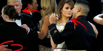 Sargento latino consigue humillar a Donald Trump