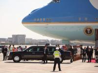 medidas de defensa air force one