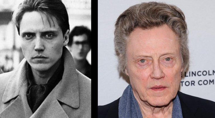 8 actores y actrices que fueron los más guapos y codiciados de Hollywood… 592d729213d69_11._christopher_walken