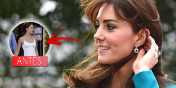 Así lucía Kate Middleton antes de convertirse en la duquesa de Cambridge