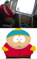 15. Cartman de ''South Park''