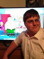 16. Peter de ''Family Guy''