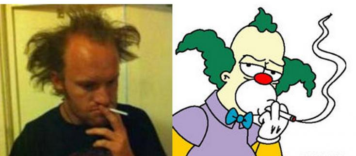 1. Krusty de ''Los Simpsons''