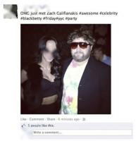 11. Zach Galifianakis...