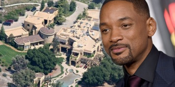 La mansión orgánica de Will Smith en Malibú…