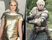 15. Lady Brienne nos causa intriga con sus rasgos dominantes...