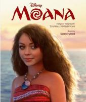 9. Moana interpretada por Sarah Hyland... Hermosa, ¿no crees?