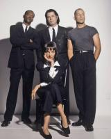 14. Chicos de Pulp Fiction...
