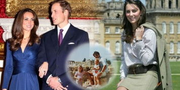 Kate Middleton antes de convertirse en la mujer del príncipe William...