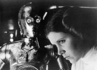 4. Carrie Fisher (Leia Organa)