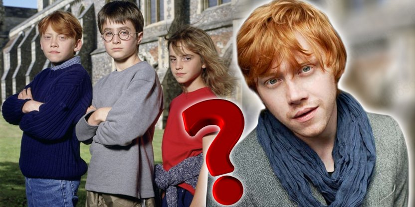 ¿Por qué Hollywood ya no contrata a Rupert Grint?