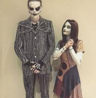 8. Jacob Elordi y Joey King interpretando a Jack y Sally.