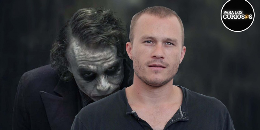 ¿Heath Ledger, un talento brillante destruído por el Guasón?