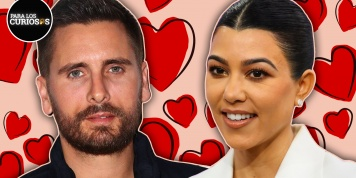 ¿De verdad Kourtney Kardashian SIGUE AMANDO a Scott Disick?