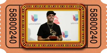 Nicky Jam y sus primeros pasos en Hollywood