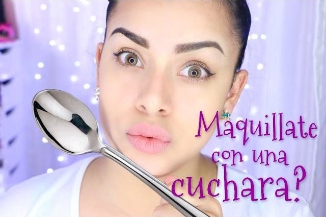 ¡Simplemente use las cucharas!