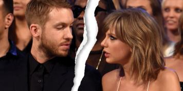 ¡Taylor Swift y Calvin Harris ROMPIERON!