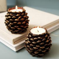 10 ideas para decorar tu hogar con velas tea light 7