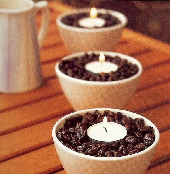 10 ideas para decorar tu hogar con velas tea light 3