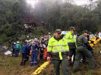 accidente avion chapecoense